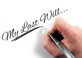 Will and Last Testament